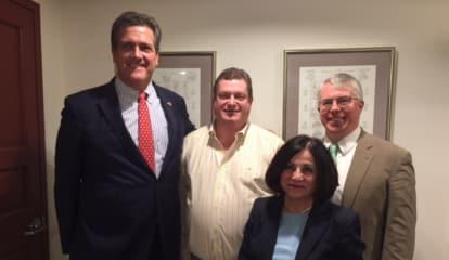 Weston Republicans Endorse August Wolf In Senate Bid
