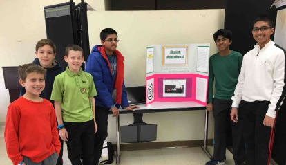 Briarcliff Middle School Science, Engineering Team Earns First Prize