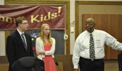 Danbury Students Receive CABE Student Leadership Awards