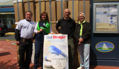 Croton 'Drug Take Back Day' Receives Record Number Of Drugs