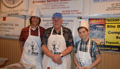 Patterson Rotary's Men Who Cook! Fundraiser Benefits Nonprofits