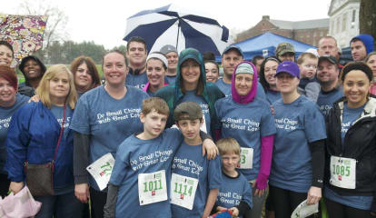 Danbury Runners Step Off At Sandy Hook 5K To Support Memorial Funds