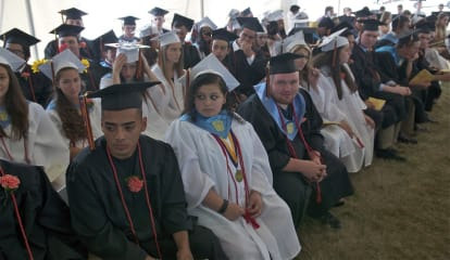 Dover High School Salutes Senior Class At Commencement Ceremony