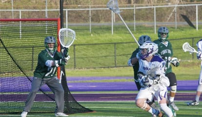 Second-Half Rally Lifts Yorktown Past Lacrosse Archrival John Jay