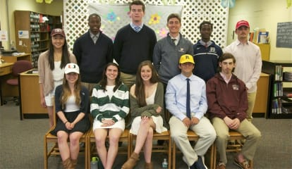 Briarcliff Celebrates Athletes Headed For NCAA Sports Careers