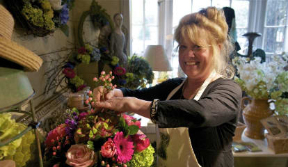 Choices For Mother's Day Bloom At Annabel Green Flowers In Wilton