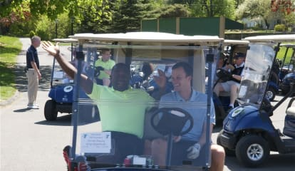 Golfers Swing Into Spring At Danbury's Richter Park At Fundraiser