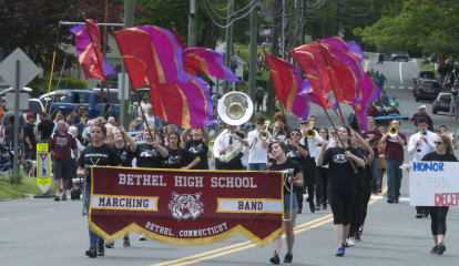 Bethel Steps Out For Early Memorial Day Parade
