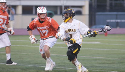 Mamaronecks Falls In Final Seconds Of Section 1 Boys Lacrosse Title Game
