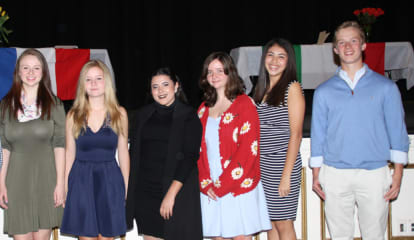 31 Students Enter World Language Honor Societies At Pleasantville High