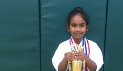 7-Year-Old Who Trains In Cortlandt Already A Karate Champion