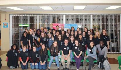 Irvington Senior Organizes Gender Equality Conference For Local Teens