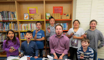 Todd Elementary Students Take A 'Grimm' Look At Literature