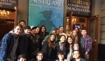 Harrison H.S. Students Learn Drama Tech Skills At 'Finding Neverland'