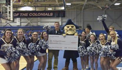 WCSU Senior In Danbury Wins $5,000 With Half-Court Shot