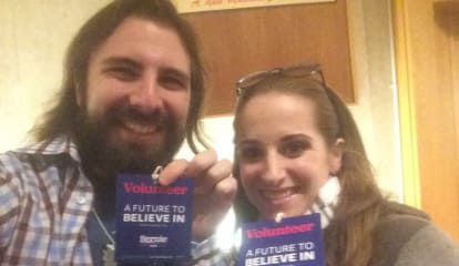 Stamford Sanders Supporter Helped Iowans 'Feel The Bern' Before Caucus