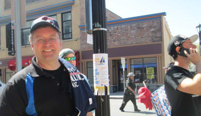 Donald Trump Rally Puts Political Spotlight On Hudson Valley