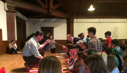 Students From Westport School Help Celebrate The Bard In Fairfield