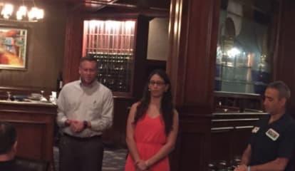 Sleepy Hollow Tarrytown Chamber Awards Scholarship To Top Student