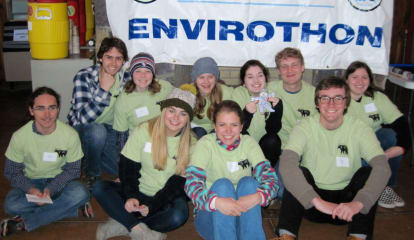 John Jay High School Students Fare Well In 'Envirothon' Competition