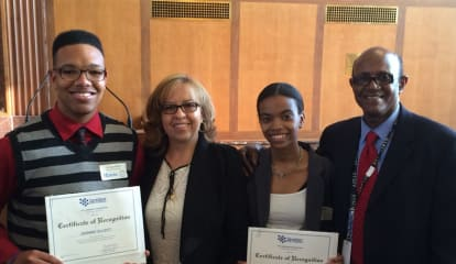 Two Peekskill Students Receive $12K College Scholarships