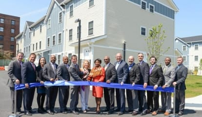 New Rochelle Housing Development Marks Two Milestones