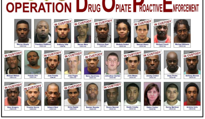 More Than A Dozen Drug Dealers Arrested In Westchester Heroin Bust