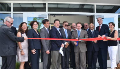 Work Ends On New Rochelle Water Resource Recovery Facility
