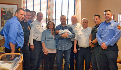 Westport First Responders Help Deliver Baby At Home
