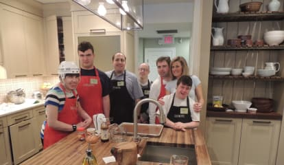 Culinary Works Passes On Love Of Cooking To STAR Inc. Members In New Canaan