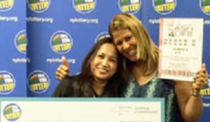 Hudson Valley Woman Says She 'Went Numb' When She Won $7M Lottery Prize