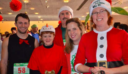 Jingle Bell 5K In Purchase Draws More Than 900 Runners, Walkers