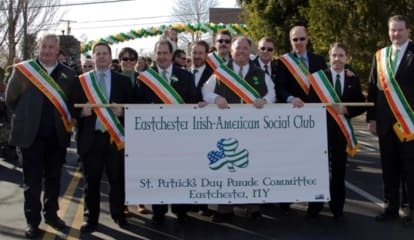 Eastchester Irish Social Club Names St. Patrick's Parade Grand Marshal