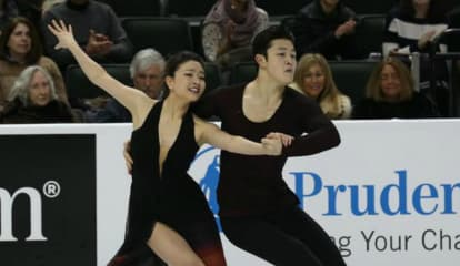 Siblings With Greenwich Roots Skate To National Championship In Ice Dancing
