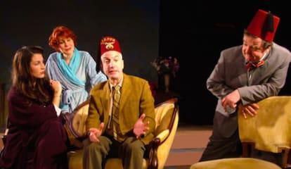 Westport Community Theatre Presents Moss Hart's 'Light Up The Sky'
