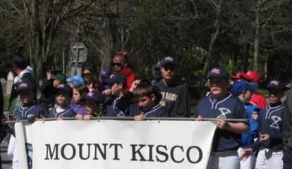 Parade Opens Mount Kisco Little League Season