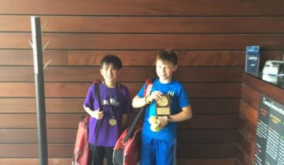 Saw Mill Club 'Edge' Jr. Tennis Academy Aces Finals at USTA Tournaments