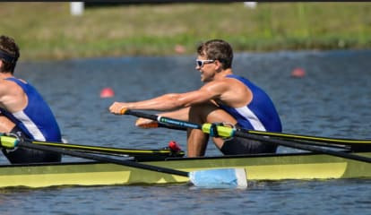 New Canaan's Andrew Campbell Qualifies For Olympics In Double Sculls