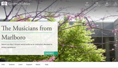 Greenwich Library Launches New Website, Offers Demo Sessions