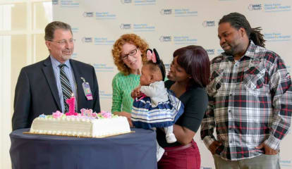 Maria Fareri Hospital Baby Proves Good Things Come In Small Packages