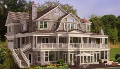 New Construction In Tarrytown Brings Back Palatial Features