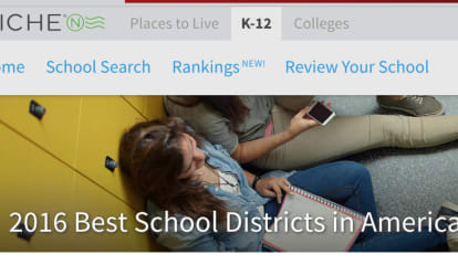 White Plains School District Ranks High Among State's Best