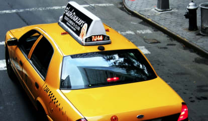 Taxi Flips In Yonkers, Driver Recovering