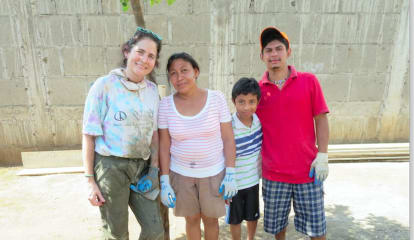 Newtown Woman Helps Build Homes In Nicaragua For Poor Families