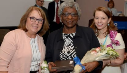 White Plains Hospital Recognizes Local Resident for 50 Years of Service