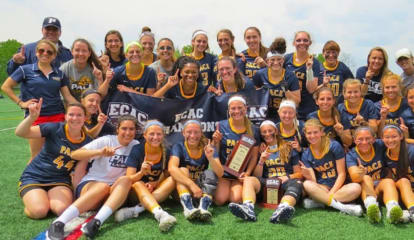 Pace Women's Lacrosse Takes Home Championship In Program's Second Year