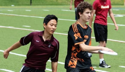 Ossining Competes In Inaugural Ultimate Frisbee Sectional Tourney