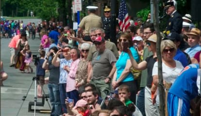 Weather Alters Westchester's Many Memorial Day Celebrations