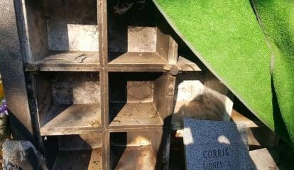 Cremation Urns Stolen From Stratford Cemetery