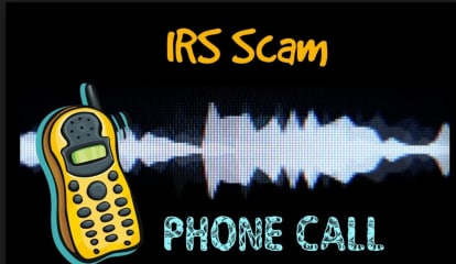 Westchester Residents Warned Of IRS Phone Scam